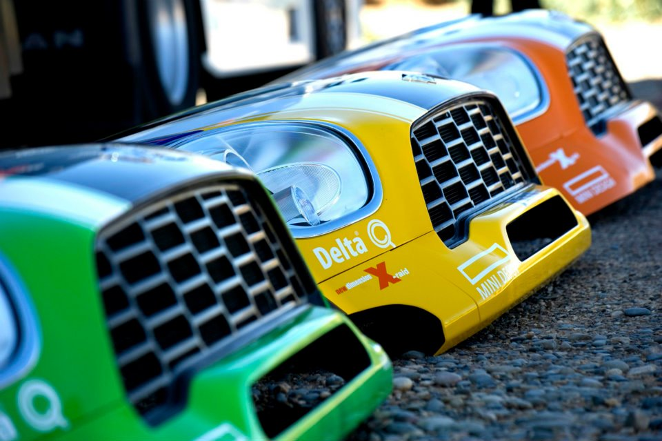 Monster Energy MINI All4 Racing
