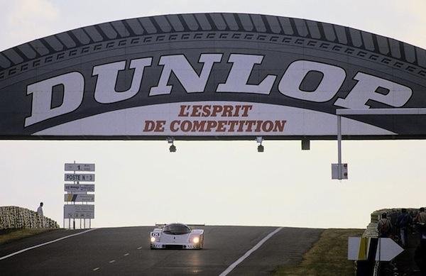 Dunlop Bogen in Michelin-Land