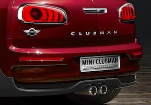 MINI Clubman Concept 9