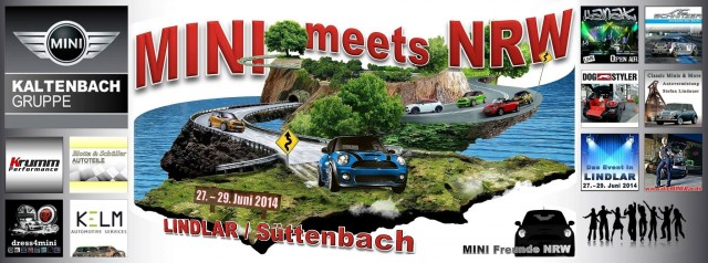 MINI meets NRW