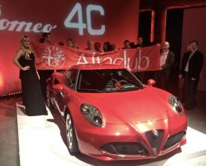 Alfa Romeo 4C 1