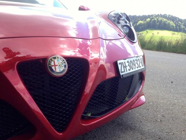 Alfa Romeo 4C 5