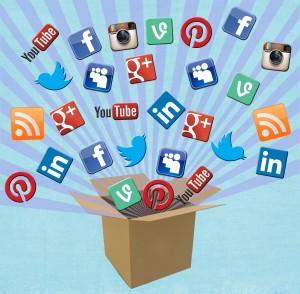 social-media-box