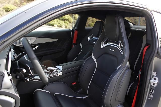 C63 Performance Sitz