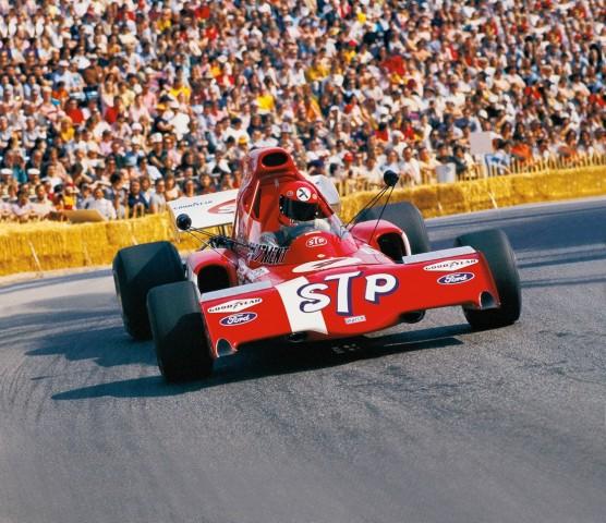 Niki Lauda STP March