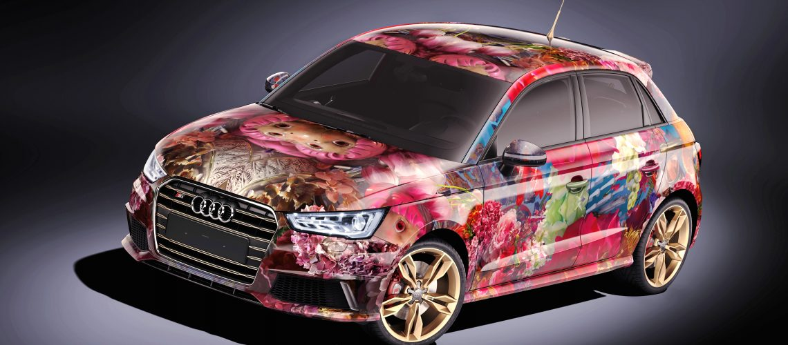 Audi S1 David LaChapelle