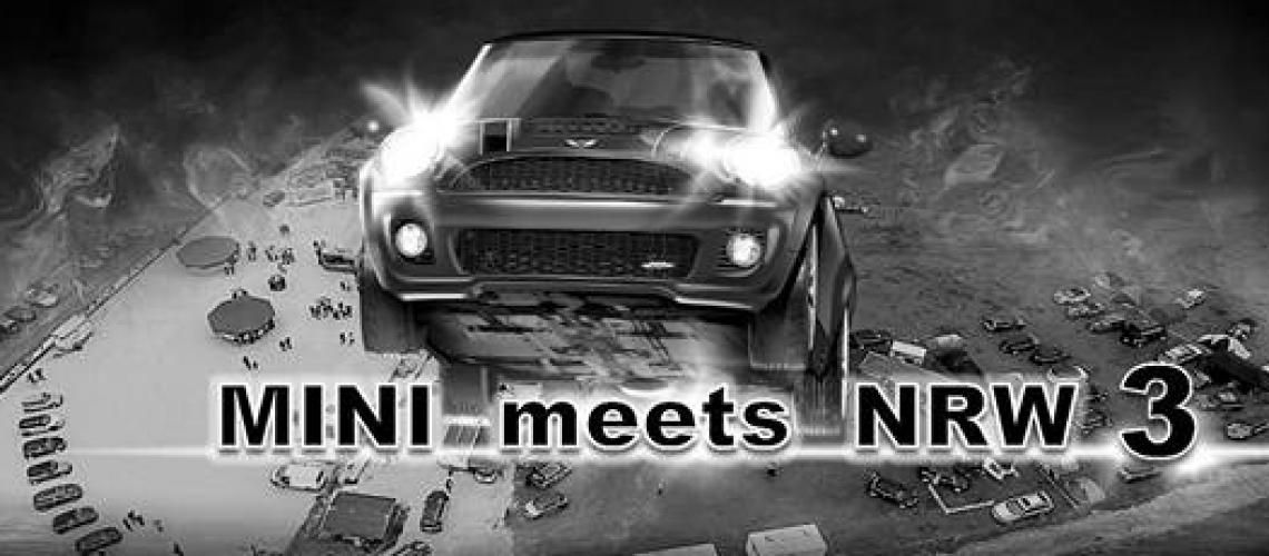 MINI meets NRW3