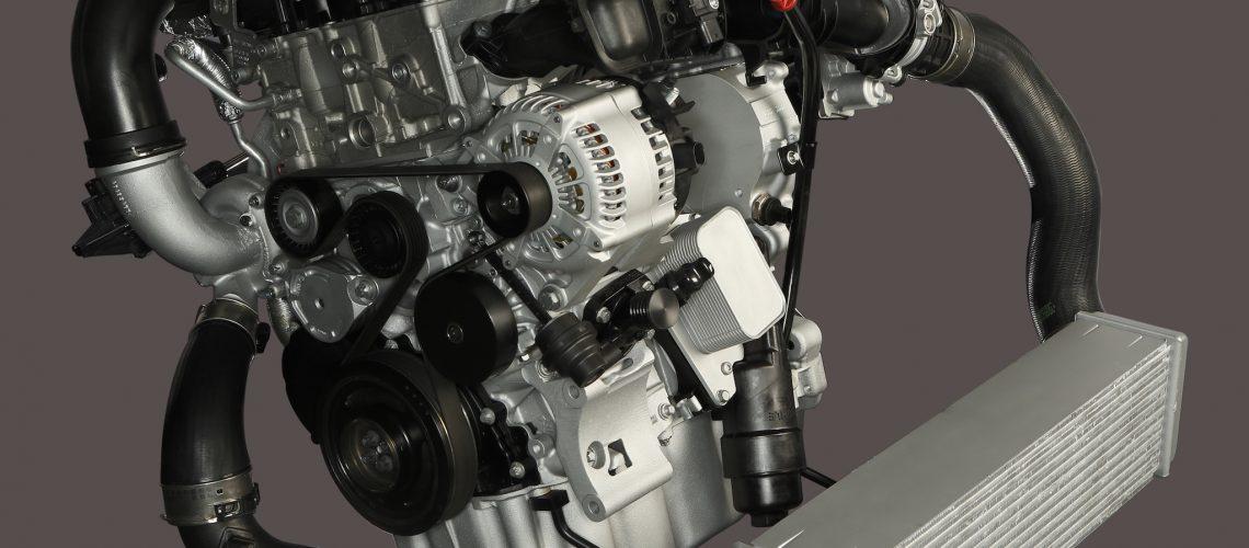 Kompakt, leicht und drehmomentstark: Die neue Dreizylinder Motorengeneration